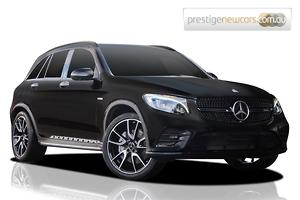 2018 Mercedes-Benz GLC43 AMG Auto 4MATIC