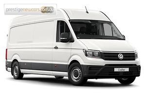 2019 Volkswagen Crafter 35 TDI410 SY1 LWB Manual MY19
