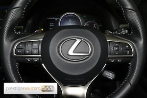 2018 Lexus GS450h F Sport Auto