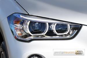 2019 BMW X1 sDrive18d F48 Auto