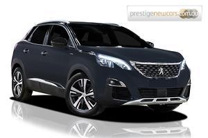2018 Peugeot 3008 GT Line Auto MY18