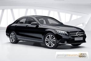 2019 Mercedes-Benz C220 d Auto