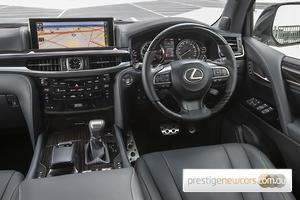 2018 Lexus LX570 S Auto 4x4