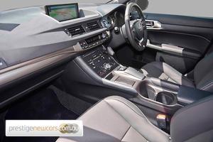 2018 Lexus CT200h F Sport Auto