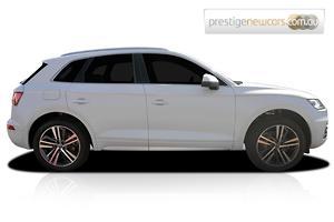 2018 Audi Q5 TDI sport Auto quattro MY18