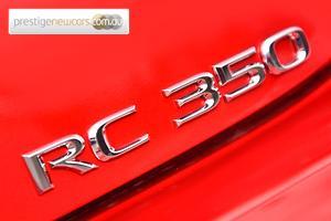 2018 Lexus RC RC350 F Sport Auto