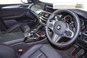 2018 BMW X4 M40i G02 Auto 4x4