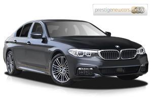 2018 BMW 520d M Sport G30 Auto