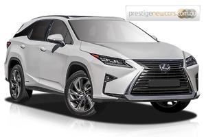 2019 Lexus RX450h L Sports Luxury Auto 4x4