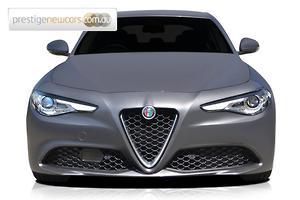2018 Alfa Romeo Giulia Auto