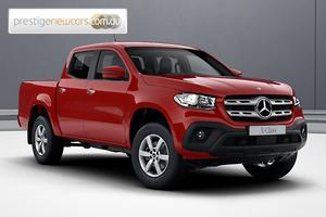 2019 Mercedes-Benz X-Class X250d Progressive Manual 4MATIC Dual Cab