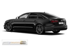 2017 Audi A6 Black Edition Auto MY18