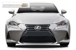 2018 Lexus IS300 Luxury Auto