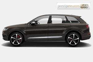 2018 Audi SQ7 TDI Auto 4WD MY19