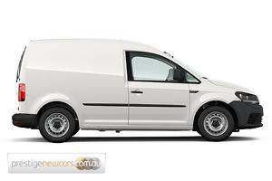 2019 Volkswagen Caddy TDI250 2KN SWB Auto MY19