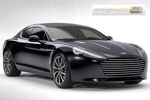 2018 Aston Martin Rapide Shadow Edition Auto MY18