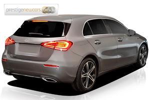 2018 Mercedes-Benz A200 Auto