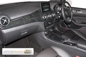 2018 Mercedes-Benz B200 d Auto