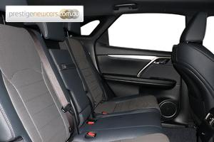 2018 Lexus RX450h F Sport Auto 4x4