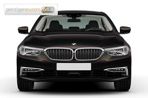 2019 BMW 520i Luxury Line G30 Auto