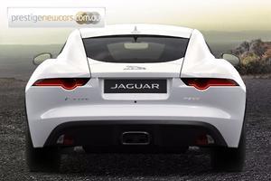 2018 Jaguar F-TYPE 250kW Auto RWD MY19.5