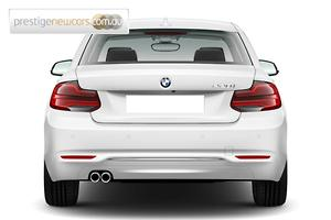 2019 BMW 220i Luxury Line F22 LCI Auto