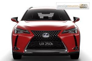 2018 Lexus UX UX250h Luxury Auto 2WD