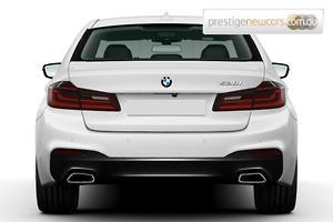 2019 BMW 530i M Sport G30 Auto