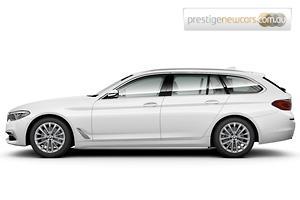 2019 BMW 530i Luxury Line G31 Auto