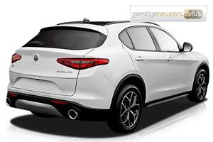 2017 Alfa Romeo Stelvio First Edition Auto AWD