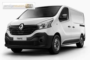 2019 Renault Trafic Trader Life SWB Manual