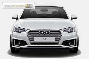 2019 Audi A4 40 TFSI Auto MY19