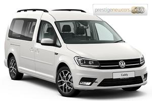 2019 Volkswagen Caddy TSI220 Beach 2K LWB Auto MY19