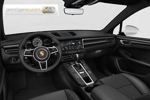 2019 Porsche Macan S 95B Auto AWD MY19