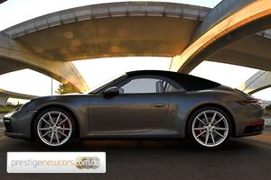 2019 Porsche 911 Carrera 4S 992 Auto AWD MY20