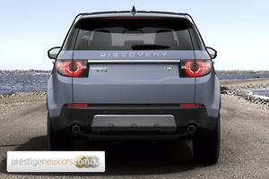2019 Land Rover Discovery Sport SD4 HSE Luxury Auto 4x4 MY19