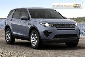 2019 Land Rover Discovery Sport TD4 110kW SE Auto 4x4 MY19