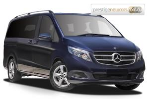 2019 Mercedes-Benz V220 d Medium Wheelbase Auto