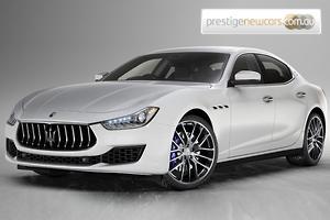 2018 Maserati Ghibli Scatenato Auto MY19