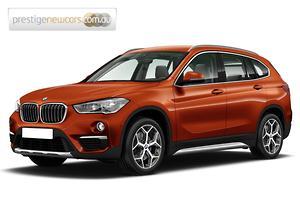 2019 BMW X1 sDrive20i F48 Auto