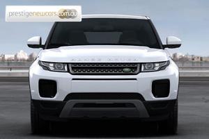 2018 Land Rover Range Rover Evoque TD4 Pure Auto 4x4 MY19