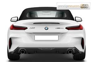 2019 BMW Z4 sDrive20i M Sport G29 Auto