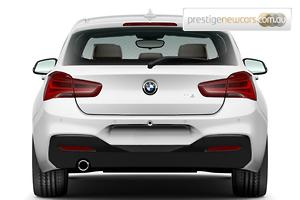 2019 BMW 118i M Sport F20 LCI-2 Auto