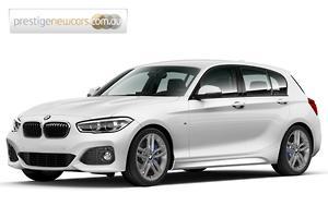 2019 BMW 125i M Sport F20 LCI-2 Auto