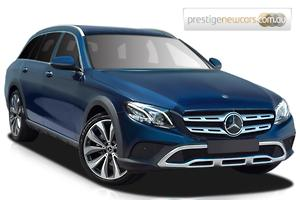 2019 Mercedes-Benz E220 d Auto 4MATIC
