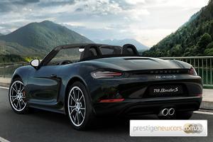 2019 Porsche 718 Boxster S 982 Auto MY20