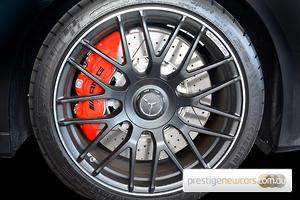 2019 Mercedes-Benz C-Class C63 AMG S Auto