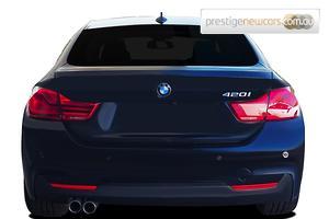 2019 BMW 420i M Sport F36 LCI Auto