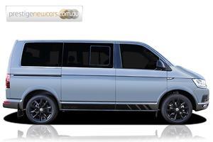2019 Volkswagen Multivan TDI340 Black Edition T6 SWB Auto MY19