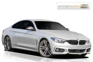 2019 BMW 4 Series 430i M Sport F32 LCI Manual